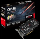 ASUS Announces R7 265 DirectCU II Graphics Ca…
