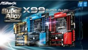 ASRock Unveiled Super Alloy X99 Series Mother…