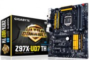 GIGABYTE Unveils Z97X-UD7 TH Motherboard