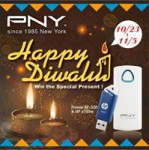 PNY celebrating festival of lights with its G…