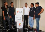 Microsoft Ventures and iSPIRT hosted SaaSx