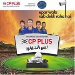 CP PLUS is Principal Sponsor, Leading Arm Spo…