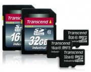 Transcend Releases Wide Temperature SDHC/micr…