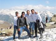 Rashi and Toshiba Partners tour Kashmir as In…
