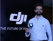 DJI Unveiled Fully Integrated, Stabilized Han…